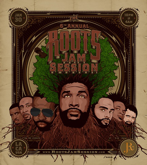 The Roots Infographics